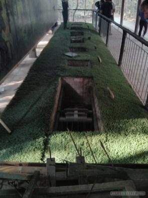 Saigon - Cu Chi tunnels traps assorted