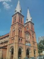 Saigon - Notre Dame cathedral 3