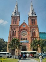Saigon - Notre Dame catheral 4