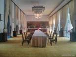 Saigon - reunification palace dining room