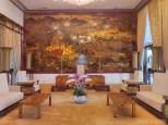 Saigon - reunification palace sitting room