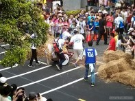 Soapbox race - crashed cart 2