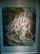 Sun Yat-Sen memorial - painting