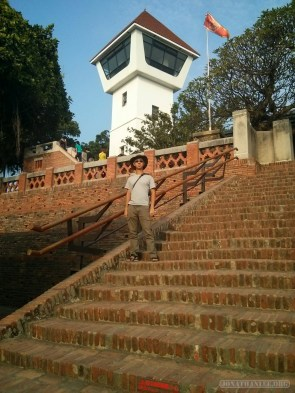 Tainan - Anping fort portrait 2
