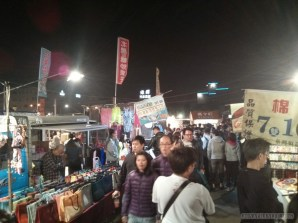 Tainan - Huayuan night market 3