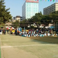 Tainan - school award ceremony 1