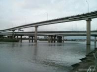 Taipei - wetlands bridge