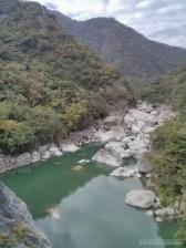 Taitung - Donghe bridge view 2