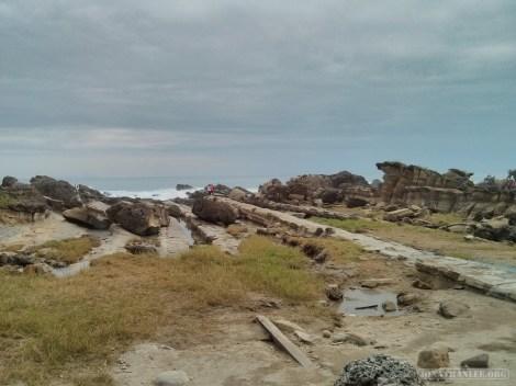 Taitung - Xiaoyeliu rocks 13