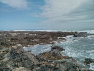 Taitung - Xiaoyeliu rocks 7