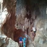 Vang Vieng - Blue Lagoon cave 1