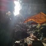 Vang Vieng - Blue Lagoon cave opening 2
