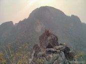 Vang Vieng - Pha Poak peak view 3