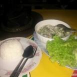 Vang Vieng - Pong pa lao style fish stew