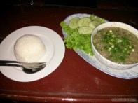 Vang Vieng - lao style beef stew
