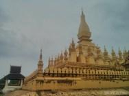 Vientiane - Pha That Luang inside 2