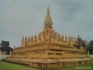 Vientiane - Pha That Luang inside 3