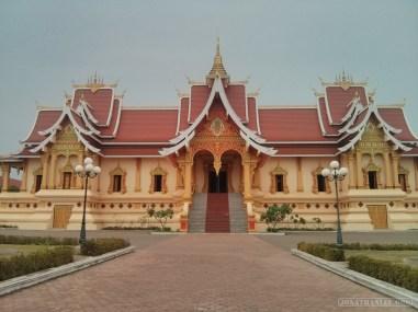 Vientiane - near Pha That Luang 1
