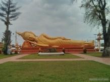 Vientiane - near Pha That Luang 5