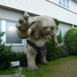 WETA Cave - Troll 2