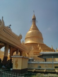 Yangon - Maha Wizaya Pagoda 1