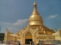Yangon - Maha Wizaya Pagoda 3