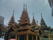 Yangon - Shwedagon pagoda 18