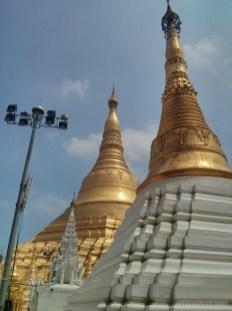 Yangon - Shwedagon pagoda 2
