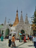 Yangon - Shwedagon pagoda 26