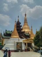 Yangon - Shwedagon pagoda 29