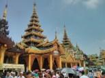 Yangon - Shwedagon pagoda 4