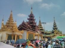 Yangon - Shwedagon pagoda 6