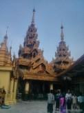 Yangon - Sule pagoda 4