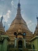 Yangon - Sule pagoda 6