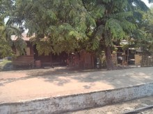 Yangon - circular train view 6