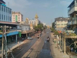 Yangon - city view 2