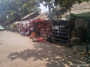 Yangon - roadside shop