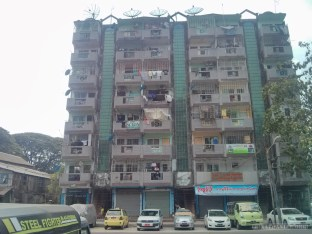 Yangon - street view 1