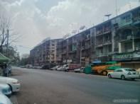 Yangon - street view 2