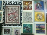 Yogyakarta arts culture - Batik art 5