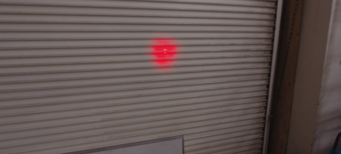Laser Drone Tracking