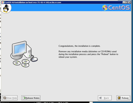 Linux Remote VNC Install for CentOS Complete