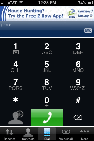 iPhone Free SIP Phone Clients for Asterisk PBX | Blog Jon