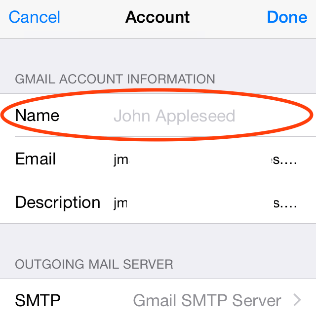 Lavabit outbound email port setup in iOS Mail