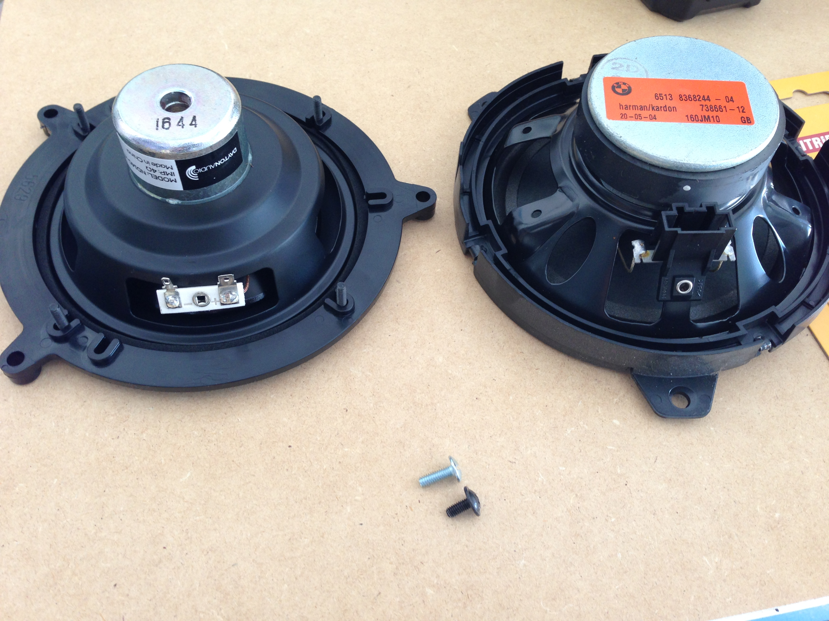 Replace and Install New Speakers in BMW E46 3 Series Sedan 1999-2005