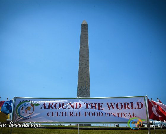 Get Out and Explore DC: Around The World Cultural Food Festival