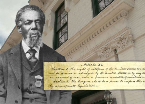 Black History Moment: Ratification of the 15th Amendment and Thomas Mundy Peterson