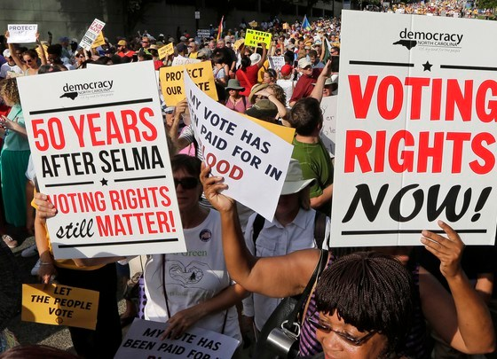 Black History Moment: North Carolina voter ID law