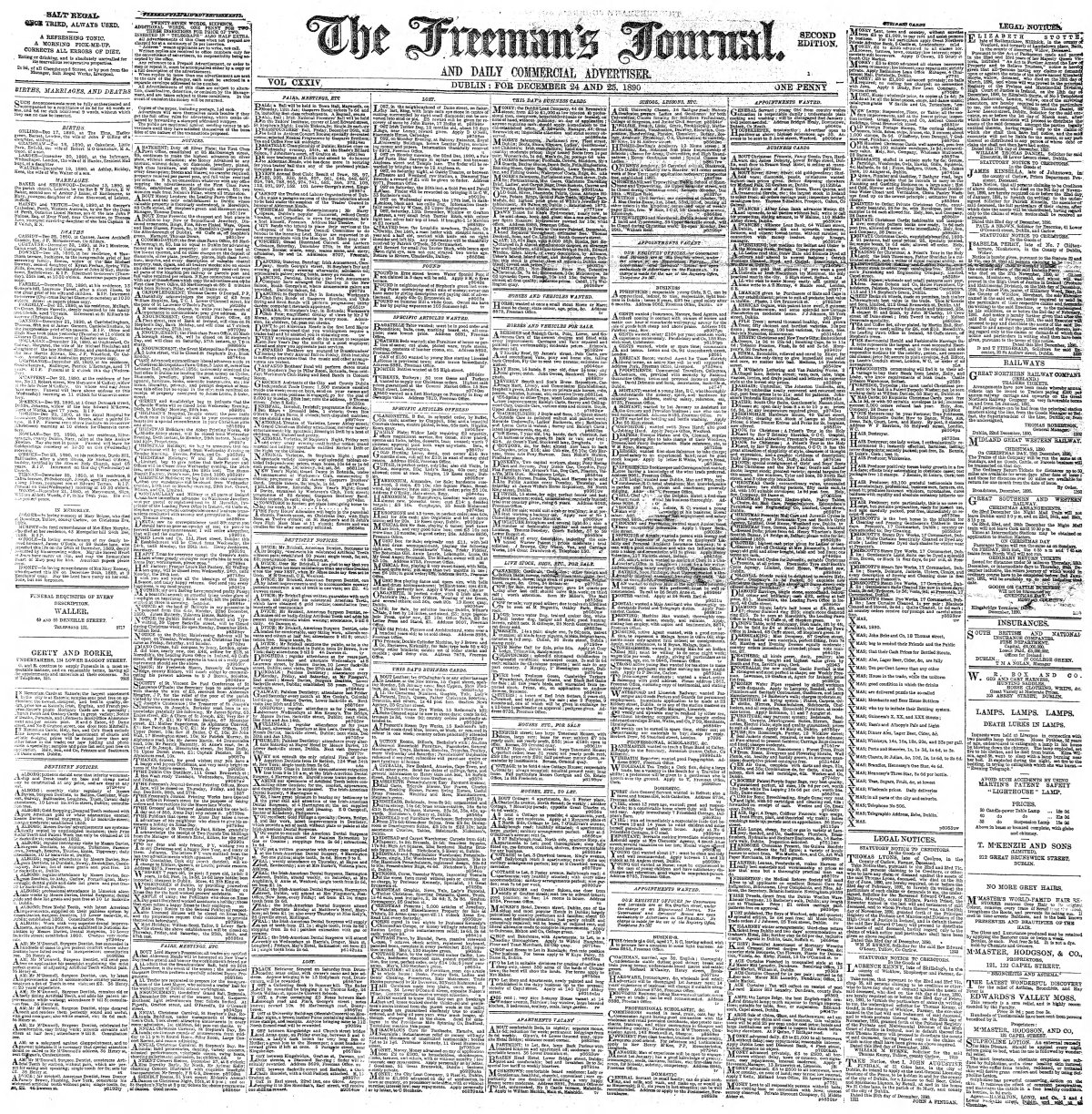 The_Freeman_s_Journal_Wed__Dec_24__1890_page 1 full