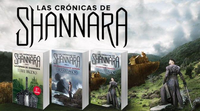 """Oz Editorial publicará enteras """"Las Crónicas de Shannara"""""""